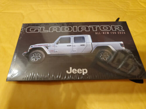 2020 Jeep Gladiator Promo Brochure