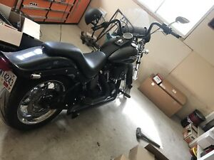 2006 Harley Davidson softtail nighttrain