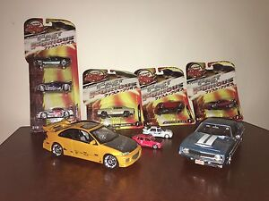 The Fast and the Furious Assorted Diecast Cars