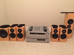 Arcam Stereo System and Speakers PERFECT CONDITION!