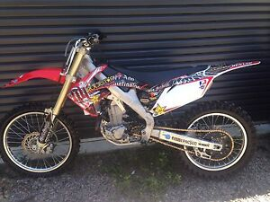 2010 crf450r Yeppoon Yeppoon Area Preview