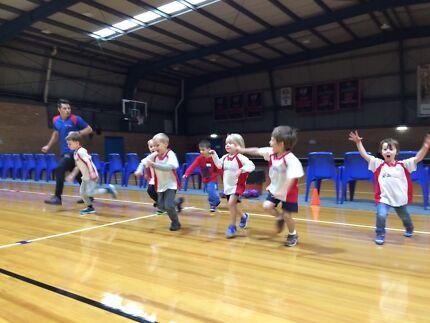 Coaches Class Instructors Kids Indoor Soccer Skills