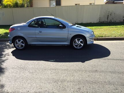 Peugeot 206cc Lidcombe Auburn Area Preview