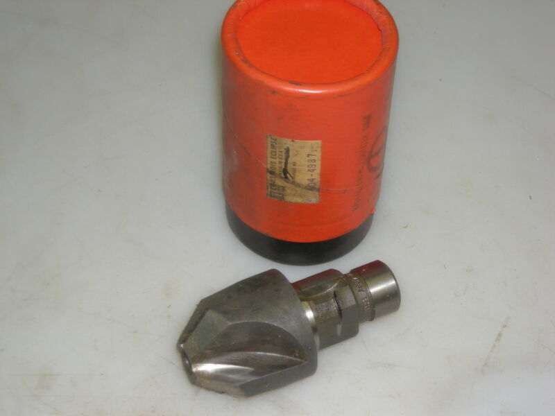 """Eclipse 404-4987 Radial Drive Countersink  1-1/2"""" - 90 degree 1"""" Shank"""