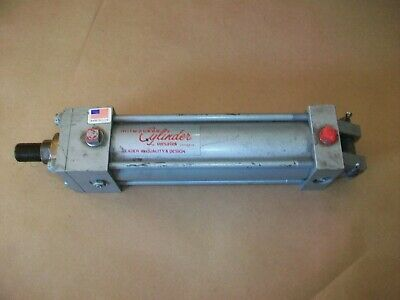 Milwaukee Pneumatic Cylinder Lh61 2 Bore 6 Stroke 1500psi  New