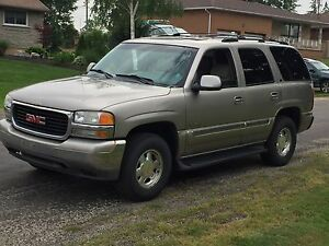 2000 Yukon 5.3 runs and drives great