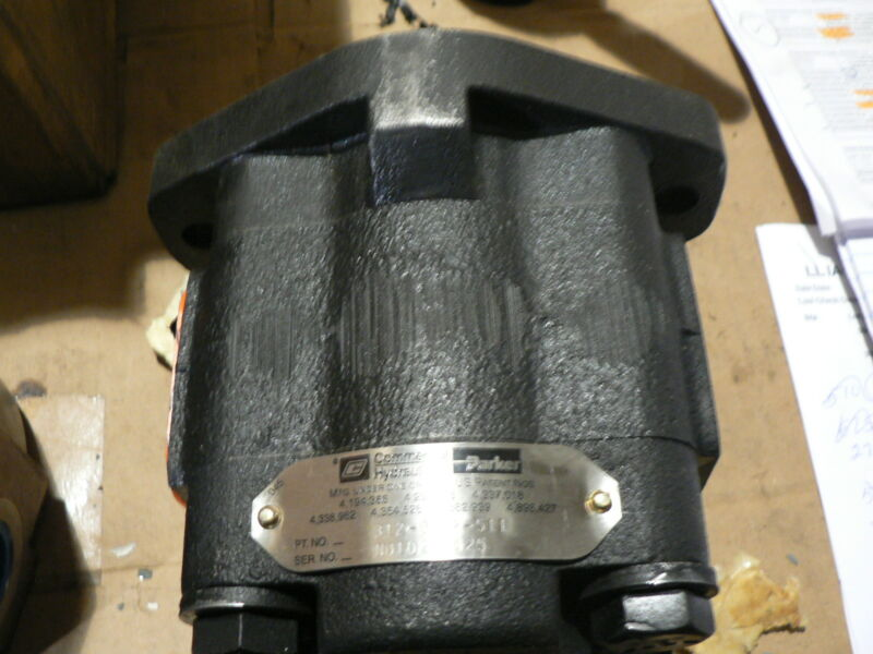 HYSTER HYDRAULIC PUMP 172914 COMMERCIAL PARKER 312-9112-511