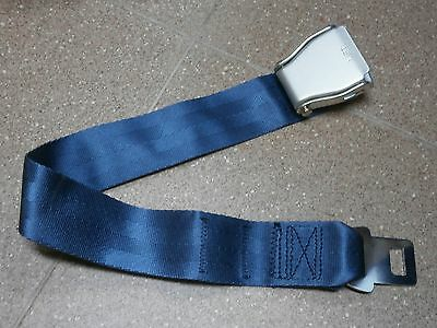 Jetblue Airline   Faa Universal Type  Airplane Seat Belt Extender Extension