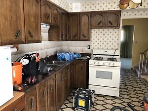 Kitchen caninets $150 obo