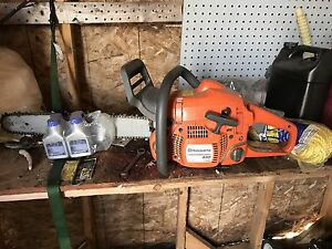Husqvarna chainsaw model 440e