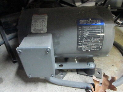 American Rotary Adx03-s 208230v Rotary Phase Converter Wgentec Ind Generator