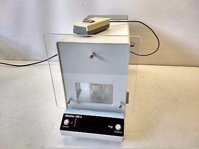 Mettler Toledo Um3 Analytical Microbalance Scale W Remote
