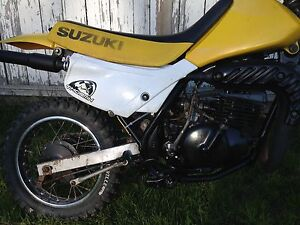 2000 Suzuki DS80cc (rebuilt engine, awesome condition!)
