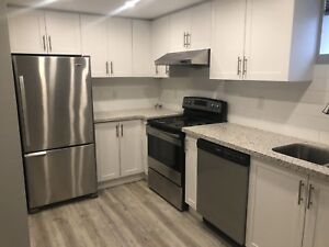 FULLY RENOVATED 2 BEDROOM + DEN/OFFICE