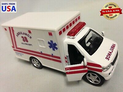 - Rescue Team, Fire Department, Paramedic Ambulance 5
