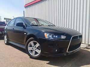 2014 Mitsubishi Lancer Sportback GT/Leather/Sunroof/No Accidents