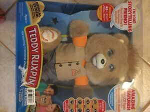 Brand new Teddy Rupkin in box