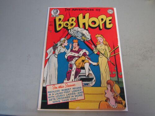 The Adventures of Bob Hope #11 Comic Book