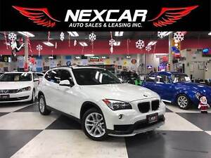 2015 BMW X1 DRIVE AUT0 AWD LEATHER PANO/ROOF P/SEAT 79K