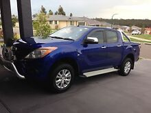 2012 Mazda BT50 Ute East Maitland Maitland Area Preview