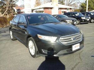 2014 FORD TAURUS SEL- HEATED FRONT SEATS, BLUETOOTH, SYNC, U-CON
