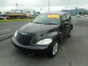 2005 Chrysler PT Cruiser CLASSIC Automatic Hatchback Westcourt Cairns City Preview
