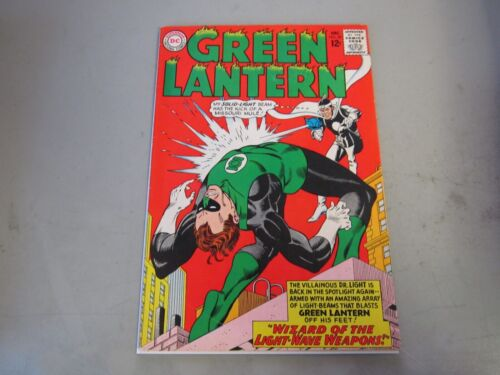 Green Lantern #33 Comic Book 1962