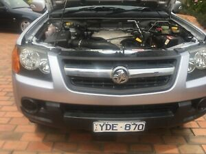 2010 Holden Colorado Lx (4x2) 5 Sp Manual C/chas 4x2