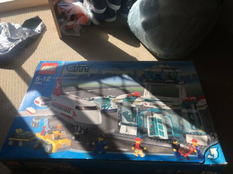 Lego City Airport Plane 7894 Toys Indoor Gumtree Australia