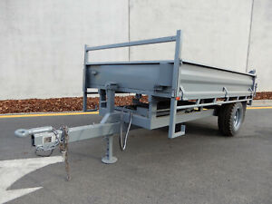 2006 PATONHILL  Welding  Tipping Trailer Bell Park Geelong City Preview