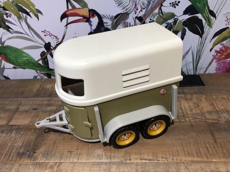 Schleich Horse box trailer 40185 Retired