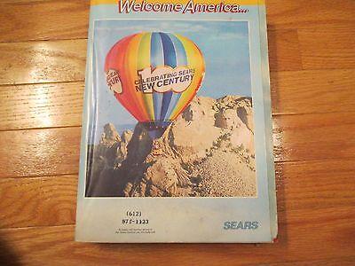 1986 Spring Summer Sears Roebuck Catalog