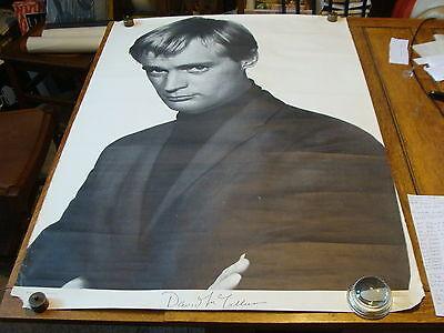 Vintage Poster: Original MAN FROM UNCLE 1966 ILLYA KURYAKIN  poster