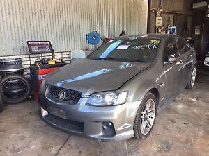 Wrecking Ve series 2 sedan sidi sv6 Nerang Gold Coast West Preview