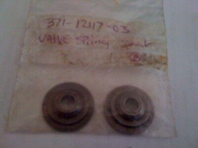 GENUINE <em>YAMAHA</em> VALVE SPRING COLLAR RETAINER 371 12117 03 TX <em>XS 500</em>