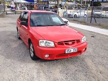 2001 Hyundai Accent Hatchback Ferntree Gully Knox Area Preview