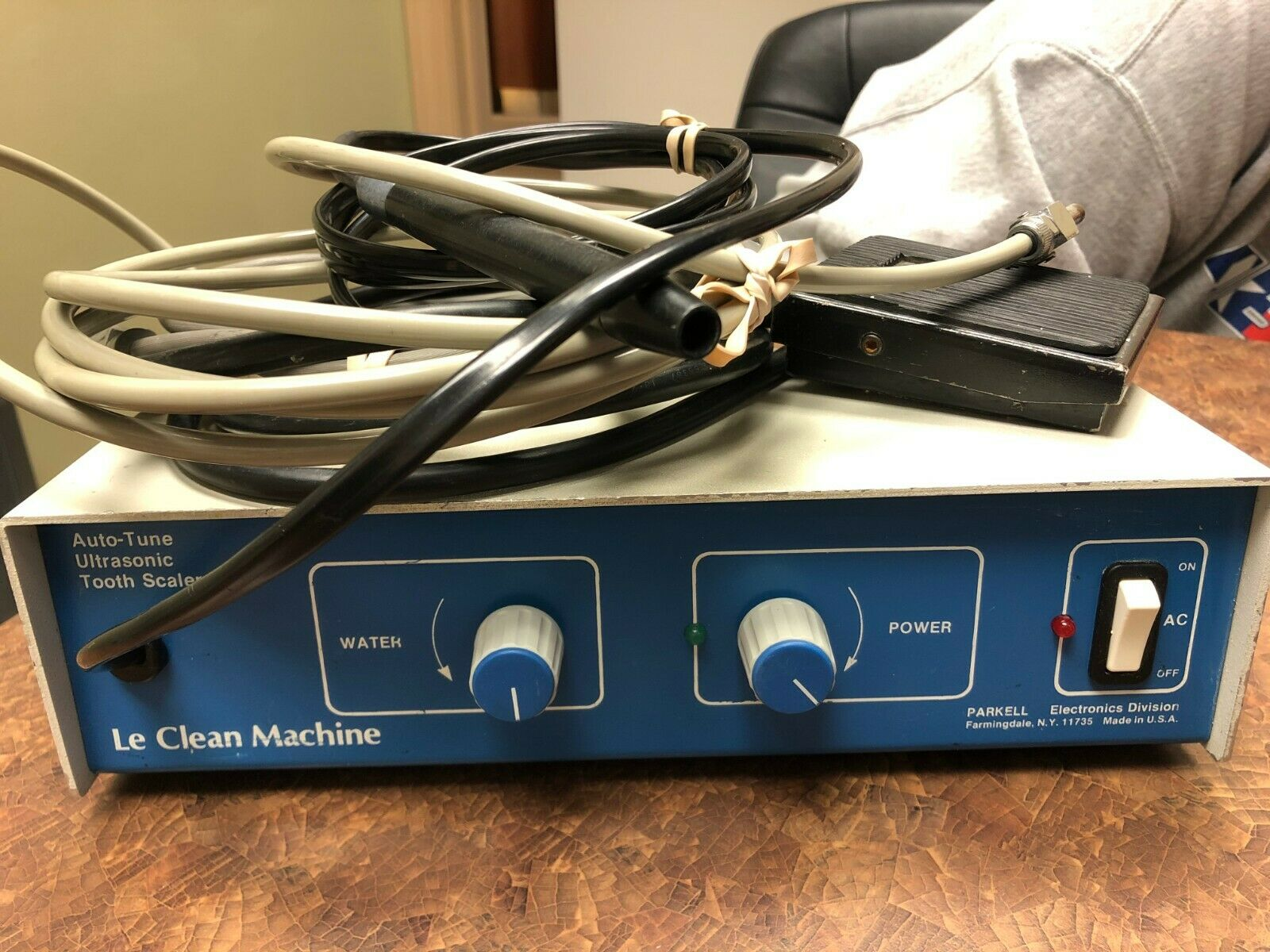 Parkell Le Clean Machine Ultrasonic Prophy Scaler D550