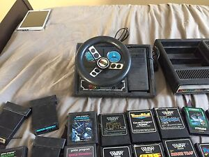 Coleco vision  with over 50 games Cambridge Kitchener Area image 3