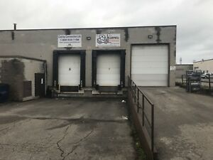 Warehouse Space Available