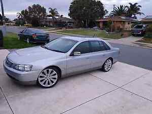 2006 BF Ford Fairlane Ghia. 6 speed Auto Luxury Hocking Wanneroo Area Preview