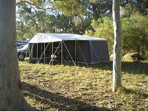 Far Horizon Off Road Deluxe soft floor camper Glenelg South Holdfast Bay Preview