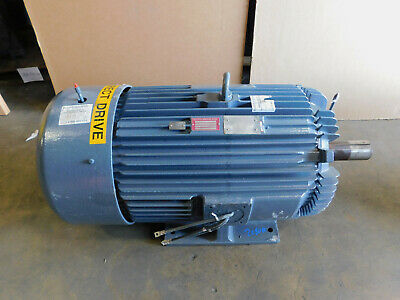 Toshiba Electric Motor 100 Hp 230460 Volts 445t Frame 885 Rpm Tefc 3 Phase