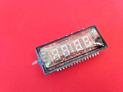 IVL2-7/5 ИВЛ2-7/5 VFD digit clock display tube vintage NEW from factory box
