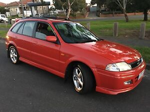 2002 Ford Laser Hatchback Elsternwick Glen Eira Area Preview