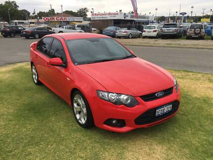2011 Ford Falcon XR6 Automatic    ***ONLY 87,000 KILOMETERS**** St James Victoria Park Area Preview