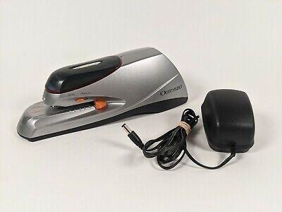 Swingline Optima Grip Electric Stapler 20 Sheet Capacity Ac Or Battery 48207