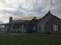 Experienced Roofers Available! - Get Your Roofing Quote Today!
