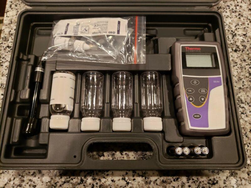 NEW Oakton WD-35643-14 DO 6+ Dissolved Oxygen Meter w/Probe, Caps FULL KIT!
