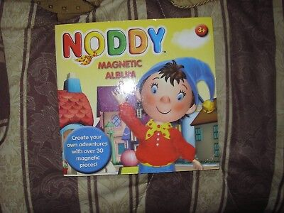 Good - Noddy Magnetic Album - Create Your Own Adventures with Over 30 Magnetic P