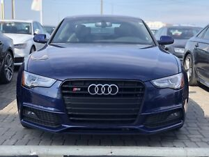 2014 Audi S5 3.0 6sp Manual Coupe